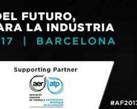 Advanced Factories del 4 al 6 de Abril en Barcelona