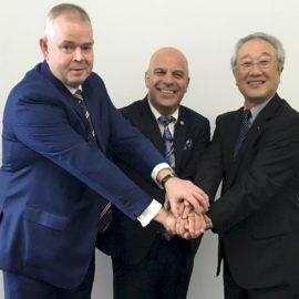 La Federación Internacional de Robótica elige a Junji Tsuda como nuevo Presidente