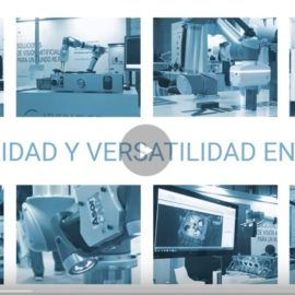 Universal Robots, flexibilidad y versatilidad en acción en MetalMadrid 2017