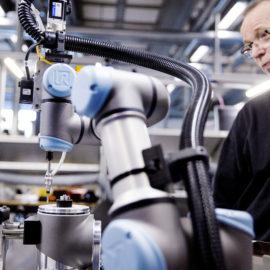 Universal Robots lleva la robótica colaborativa hacia la industria 5.0