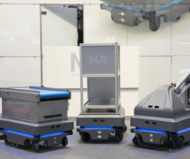 Mobile Industrial Robots irrumpe en el mercado español con fuerza