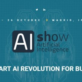 AIshow, el evento de Inteligencia Artificial, llega a Madrid