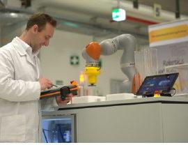 Jornada – Caso Práctico robótica colaborativa. Normativa y Seguridad en HRC
