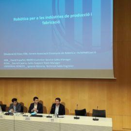 La formación profesional industrial, uno de los sectores con mayor proyección en Cataluña