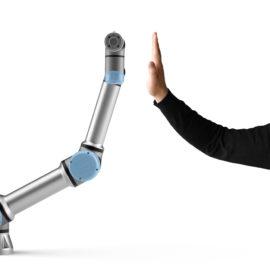 Universal Robots, presenta sus nuevos robots insignia  e-Series en acción en Metal Madrid 2018