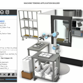 "Nueva ""Application Builder"" de Universal Robots"