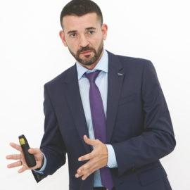 Entrevista a Jose Baena, Regional Marketing Manager & Miembro del Comité de Dirección de Omron Iberia