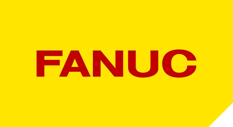 Fanuc Logo Yellow Background