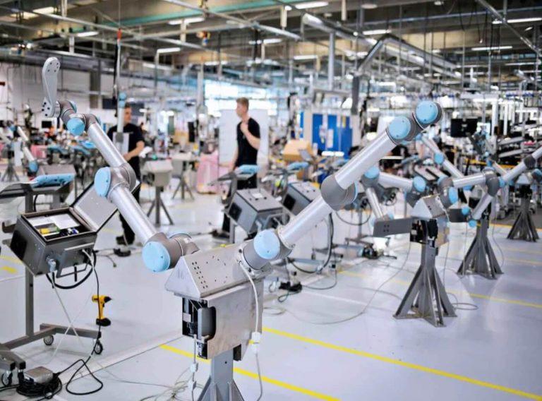 Fabricar cobots en la era del covid-19