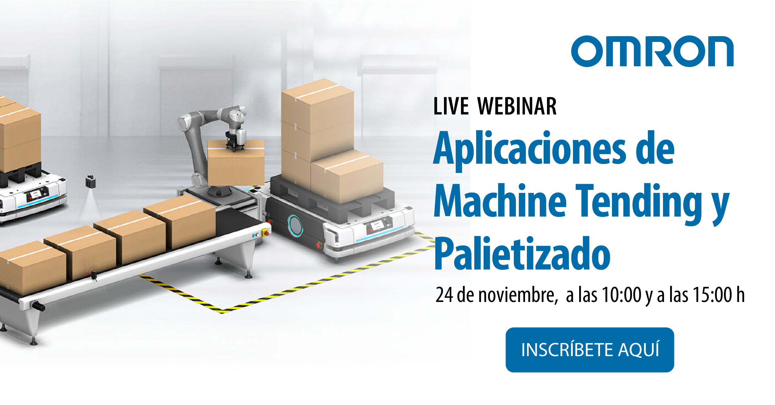 Post Linkedin Webinar Aplicaciones De Machine Tending Y Paletizado