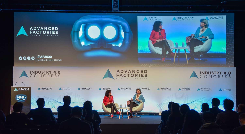 Advanced Factories 2021