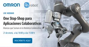 Post Linkedin Webinar Omron+onrobot