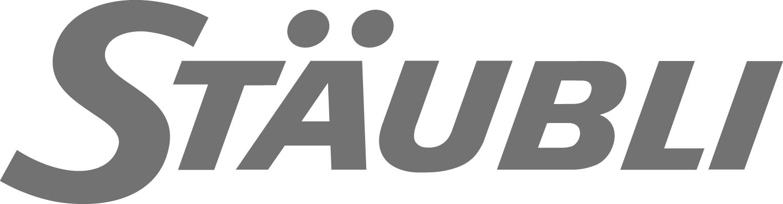 Staubli Logo Grayscale