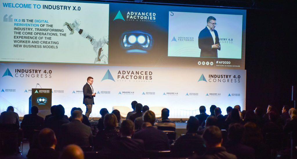 El Industry 4.0 Congress Dará A Conocer Los Casos De éxito De Automatización Industrial En Las Fábricas
