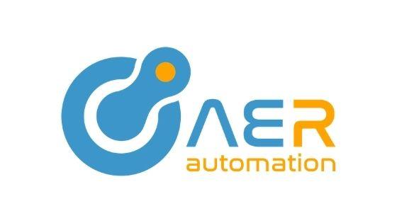 Nuevo logo AER Automation
