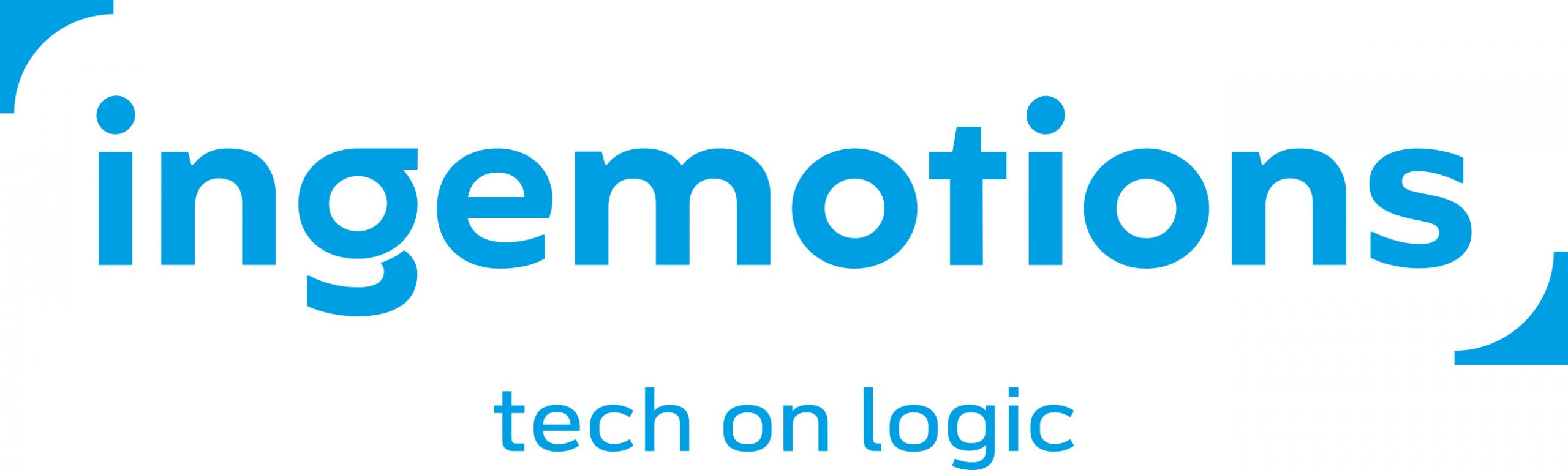 Logo Slogan Blue